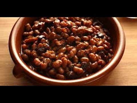 Food Storage Boston Baked Beans with Salt Pork