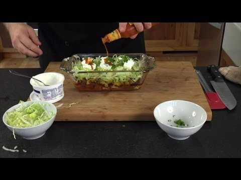 Layered, Baked Taco Salad : Fun With Food