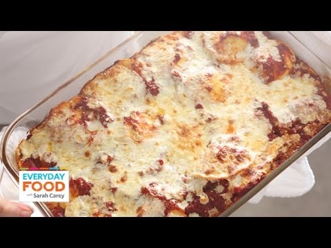 Baked Ravioli – Everyday Food with Sarah Carey