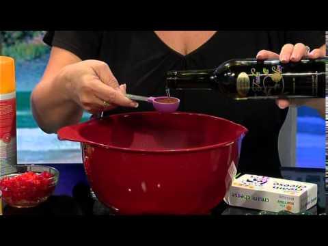BB Food Lion Kitchen Italian Herb Baked Corn Fritter Casserole