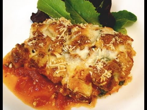 Chicken Parm Casserole Recipe – Easy Chicken Parm Bake