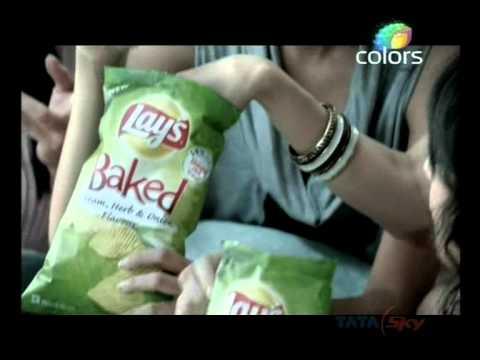 Lays Baked Chips TVC Food Stylist Saba Gaziyani