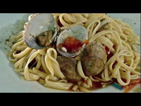 Italian food – italienische Gerichte – Pizza Pasta mix @ Frankfurt