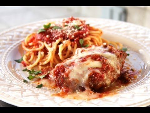 How to Make Italian Chicken Parmigiana / Parmesan Recipe