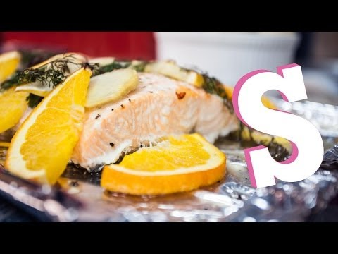 Baked Salmon Recipe – SORTED