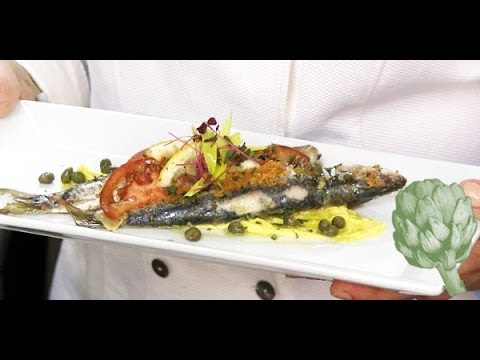 Baked Sardines and Diane Kochilas' Greek Food Advice | Potluck Video