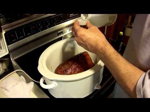 Crock Pot Pulled Pork Barbeque BBQ Recipe Boston Butt