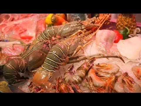 Lobster Barbeque Seafood Restaurant Phuket