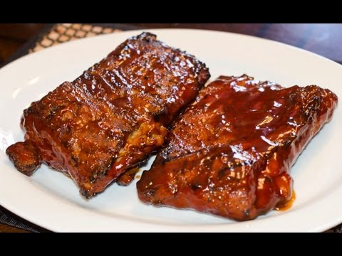 Barbeque Pork Ribs Recipe