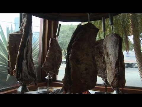 Brazil Part 9: Churrasco, Brazilian Barbeque