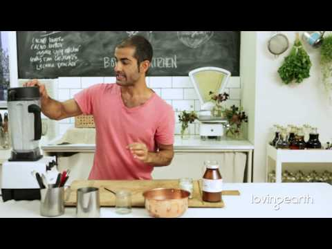 Easy Raw Food Recipes: Making Deserts