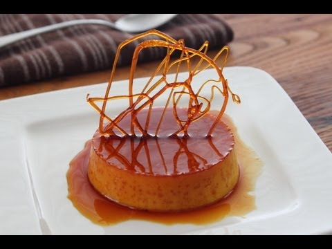 Creme Caramel – Creamy Baked Caramel Custard Dessert Recipe