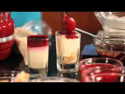 Cooking With Rose Reisman – Shot-glass Desserts
