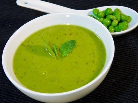 Green Peas Soup – Healthy Recipe