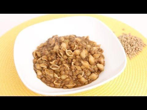 Homemade Lentil Soup Recipe – Laura Vitale – Laura in the Kitchen Episode 714