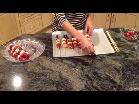 Fruit Bouquets: How to Make Edible Fruit Snacks & Arrangements & Fruit American Flag