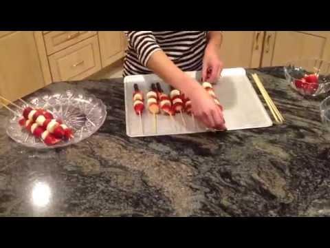 Fruit Bouquets: How to Make Edible Fruit Snacks & Arrangements & Fruit American Flag