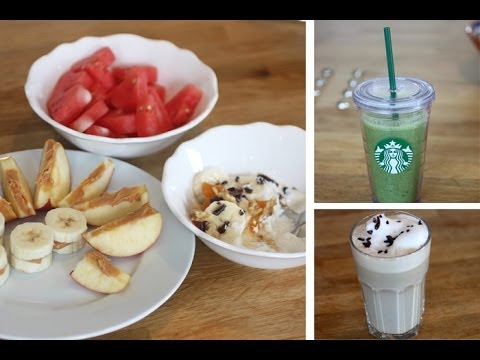 Quick, Easy & Healthy – After School Snacks ♥