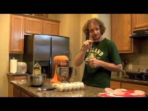 An Adventure of the Dishes with Kurt the IRISH chef part 2-1: