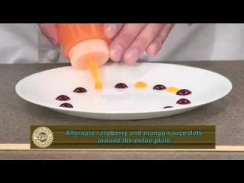 Chef Mark's Plate Decorating Tips