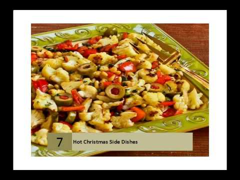 Hot Christmas Side Dishes