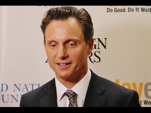 Scandal's Tony Goldwyn Dishes on DC