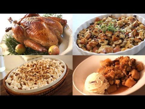 Beth's Thanksgiving for Rookies (CONTEST CLOSED) || KIN EATS