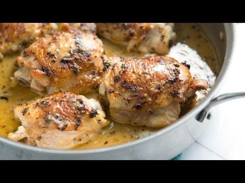 Easy and Moist Lemon Chicken Recipe – How to Make Lemon Chicken