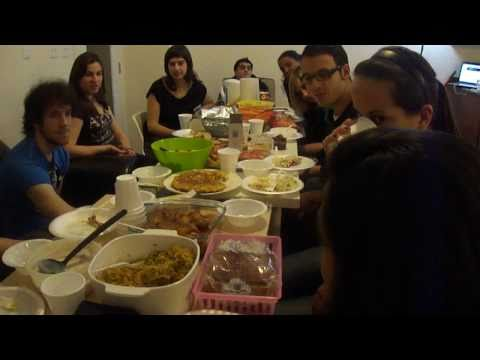 International Dinner – Explanations of the dishes
