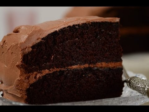 Simple Chocolate Cake Recipe Demonstration – Joyofbaking.com