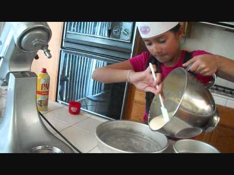 How To Bake a Simple Cake – Baking for Kids