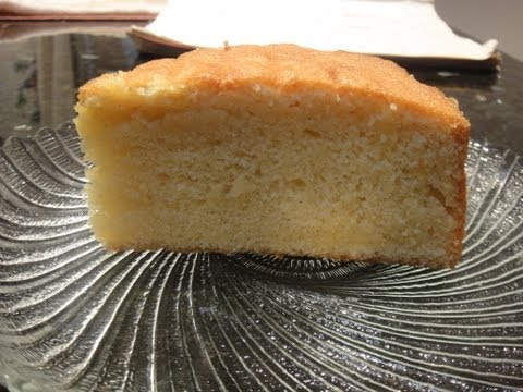How to make Mrs. Ng SK's Traditional Vanilla Butter Cake Recipe – 牛油蛋糕