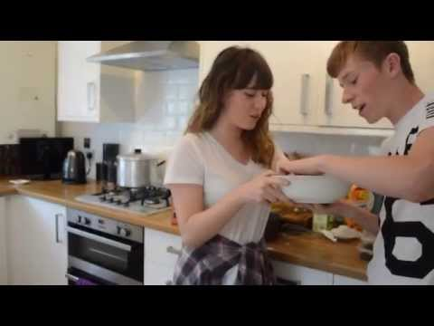 Baking Cakes With James & Jodie