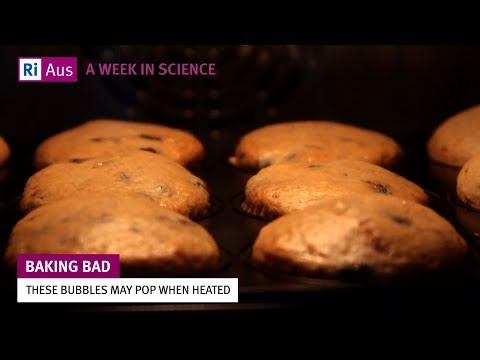 Baking Bad… The Science of Cake – A Week in Science