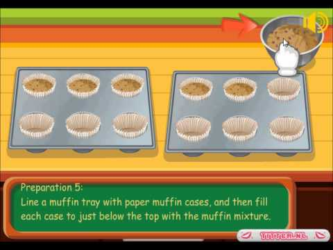 Baking Cup Cakes – Cooking Game