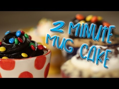 Two Minute Mug Cakes   Just Add Sugar