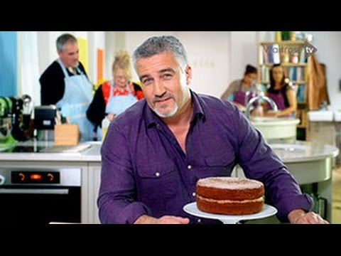 Get Baking with Paul Hollywood – Chocolate Victoria sandwich cake – Waitrose