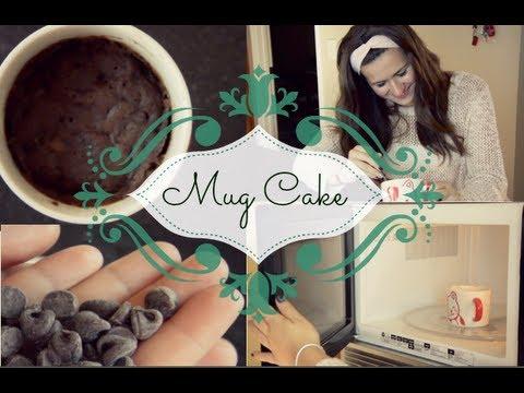 DIY: The Best Chocolate Mug Cake | Baking with Aline Ep.  1