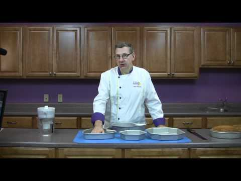 Baking With Fat Daddio's Cake Pans by Alan Tetreault of Global Sugar Art