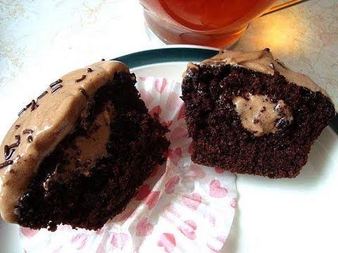 MOCHA MOCHA CUPCAKES, vegan cooking, baking, CAKE, coffee, recipe, how to diy