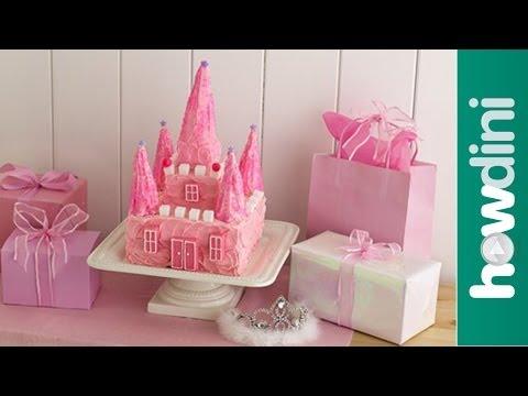 Birthday Cake Ideas: The Princess Castle Cake Birthday Cake