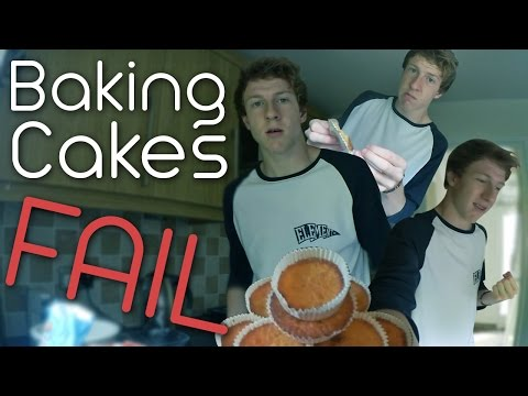 Baking Cakes Fail Vlog