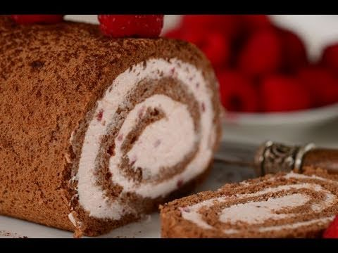 Chocolate Sponge Cake Recipe Demonstration – Joyofbaking.com