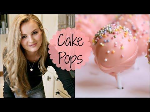 Healthy Cake Pops | Niomi Smart