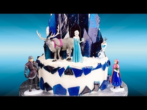 How to Make a Frozen Cake from Cookies Cupcakes and Cardio