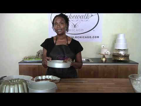 Types of Baking Pans (Cake Baking Video)