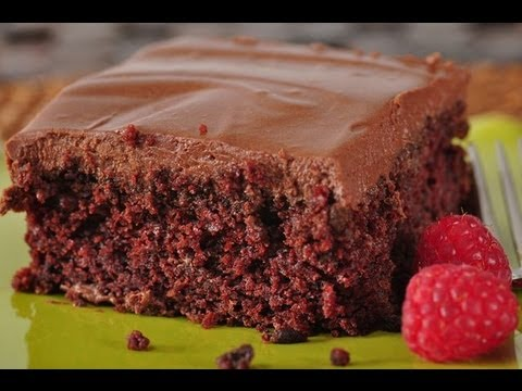Chocolate Cake Recipe Demonstration – Joyofbaking.com