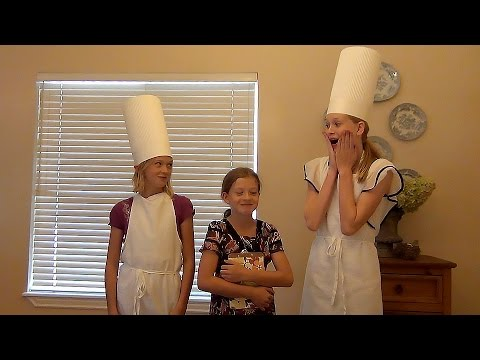 The Crazy Chef Bakeoff!!!