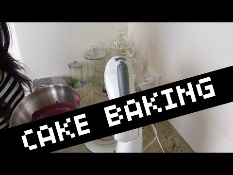 BAKING CAKES WITH JINAE