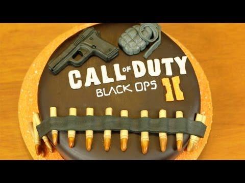 BLACK OPS 2 CAKE – NERDY NUMMIES